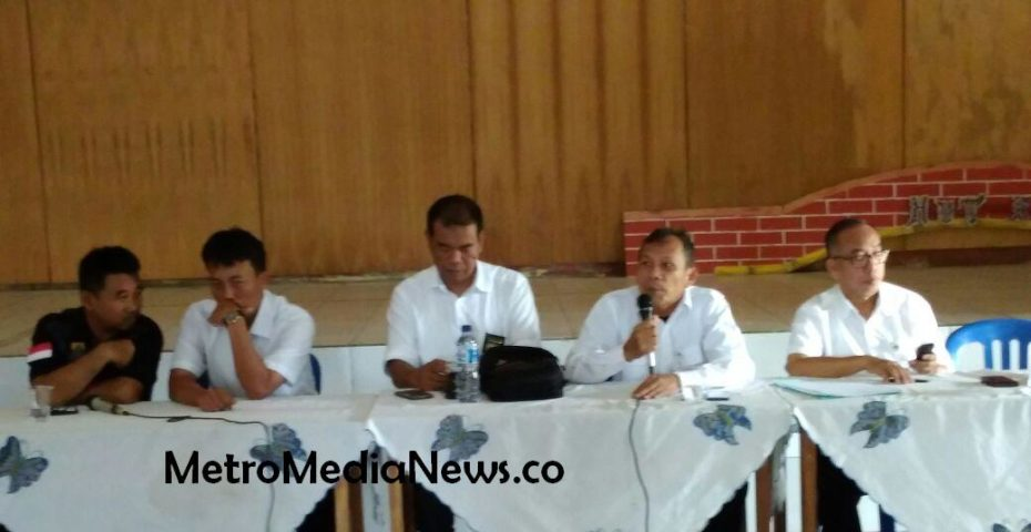 BPN Cianjur Berikan Kuota Pembuatan Sertifikat Secara Massal dan Murah Untuk Desa Babakansari
