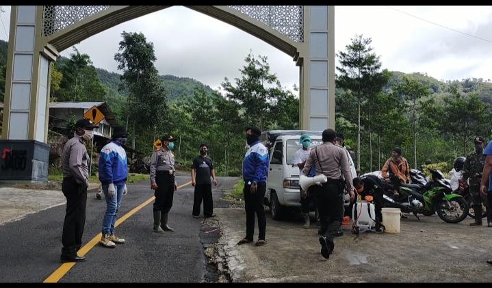 Cegah Covid-19, Perketat Perbatasan Bandung-Cianjur Selatan
